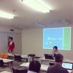 かながわ311ネットワーク・教育こども支援チームRilyVell代表、加藤周人さんから「夏の高校生バス」について企画の発表です!