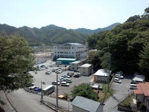 大槌町役場庁舎外観